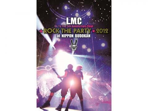 LM.C ★ROCK THE PARTY★2012 at NIPPON