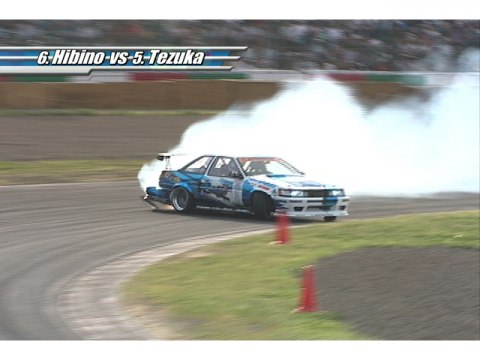 D1-VIDEO OPTION 160 2007 D1 GP Rd.3 