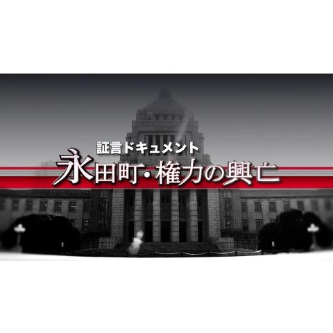 Nスペ 永田町・権力の興亡